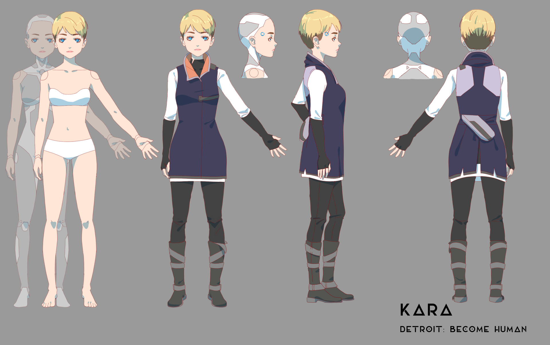 Artstation Kara Godstime Ojinmah