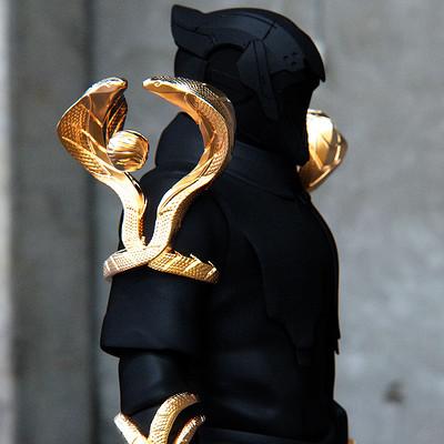 Mike jensen warlock gold snakes r34 wearhouse copy