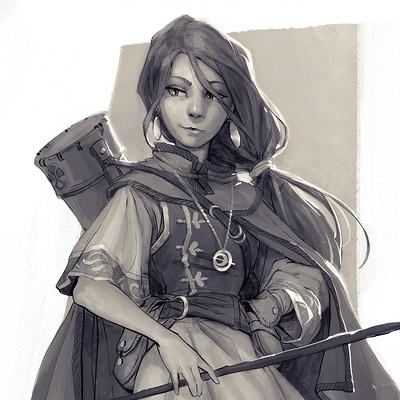 Vanessa palmer character mage tesla