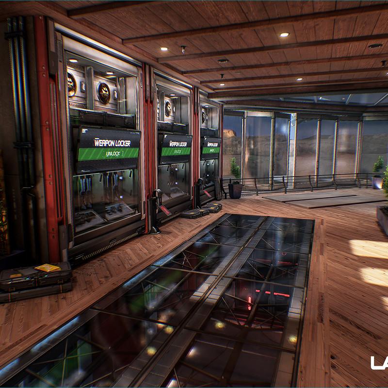 Lawbreakers - Grandview: Interiors