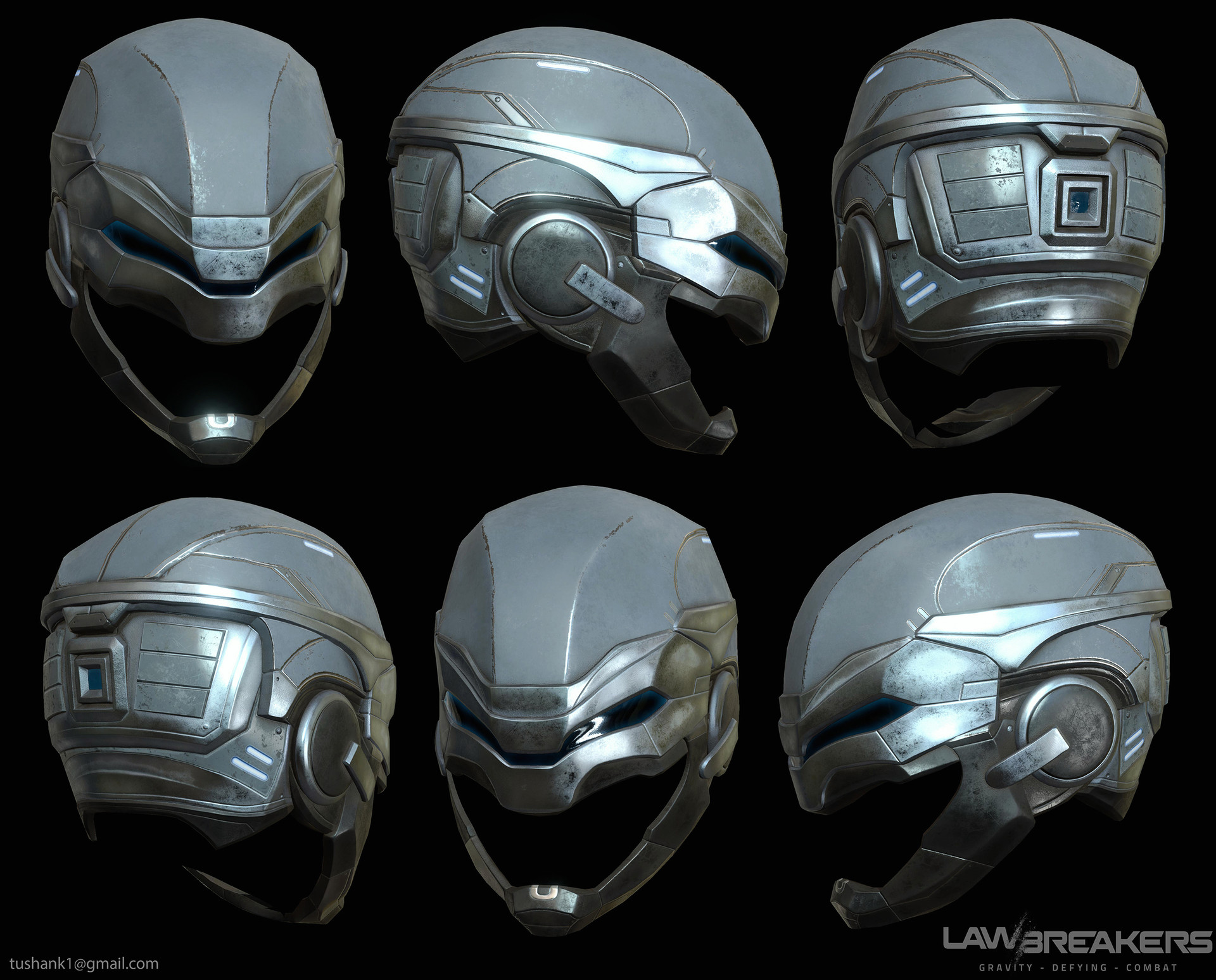 Tushank k jaiswal battle medic tier 3 helmet 1