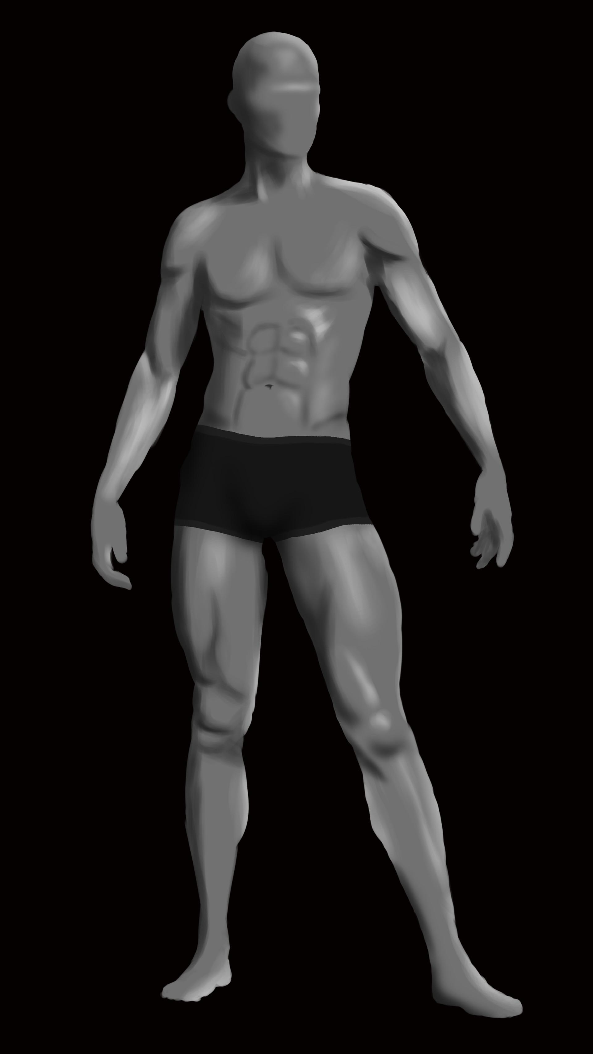 Stephen Atkinson - Anatomy guy
