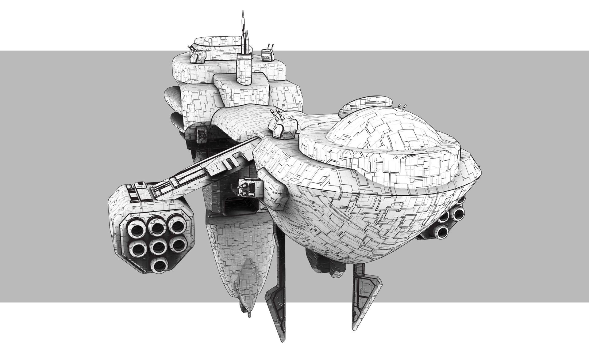 Alejandro gonzalez star wars concept art ef97 c