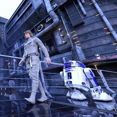 David roberson star wars luke r2 a rebel mission www