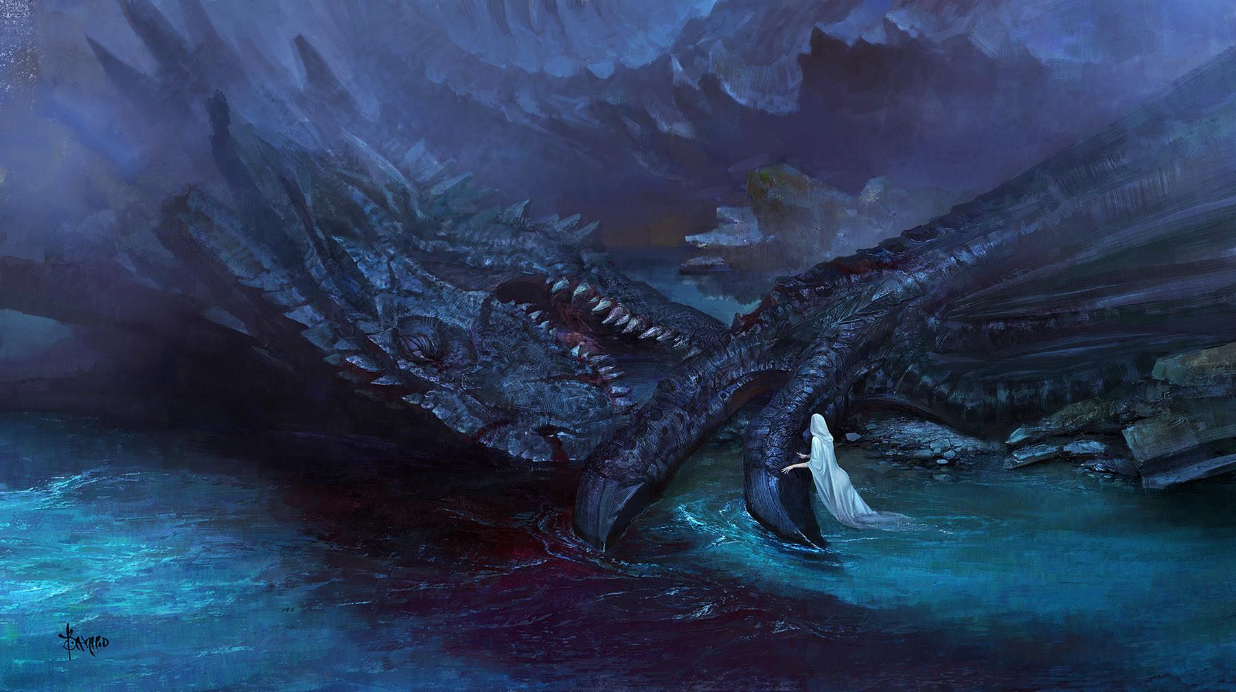 Bayard wu fallen dragon 02