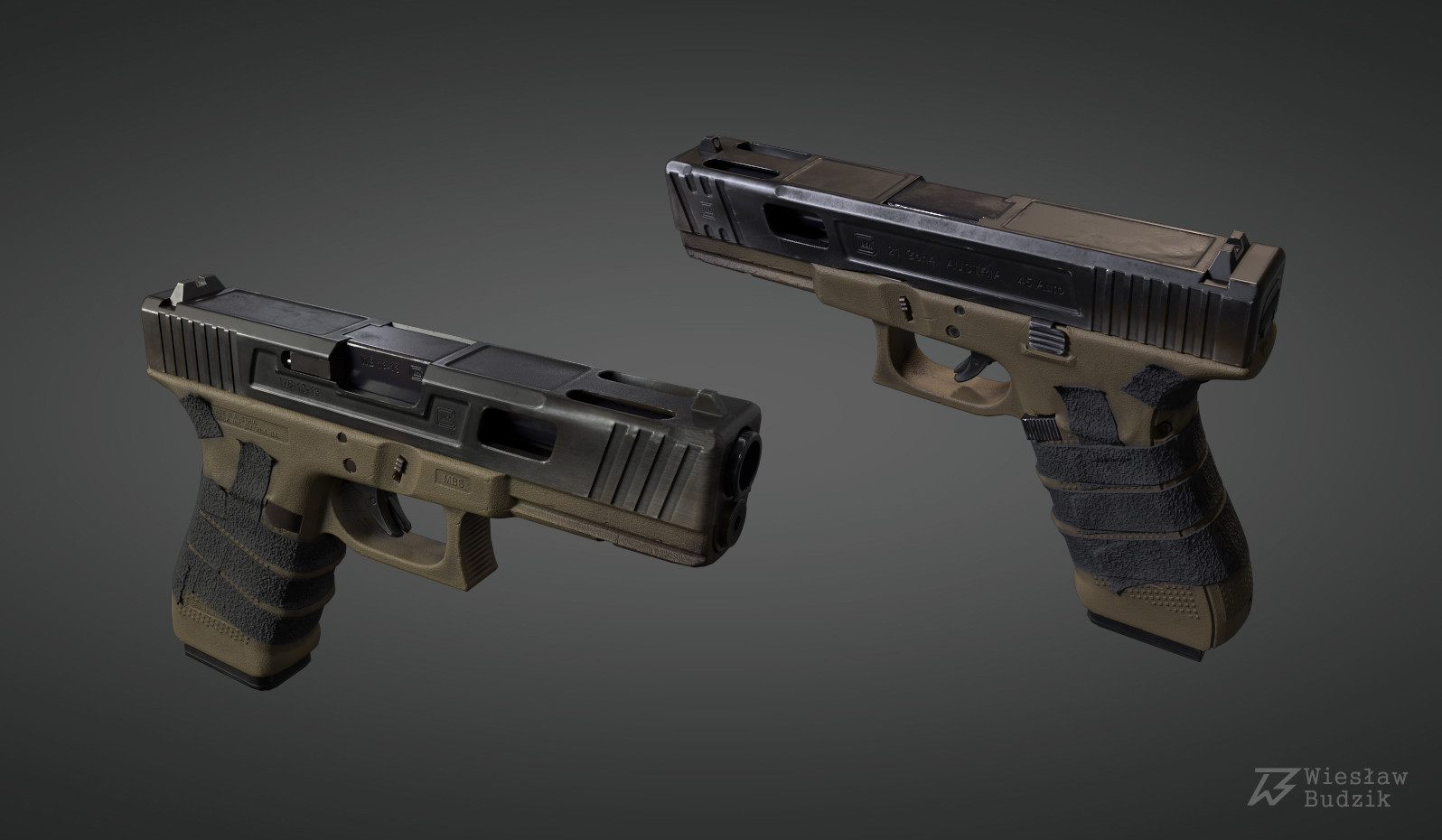 Wieslaw budzik glock 15