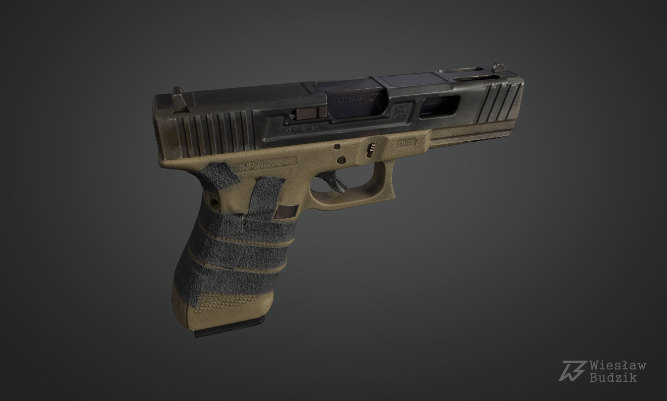 Wieslaw budzik glock 02