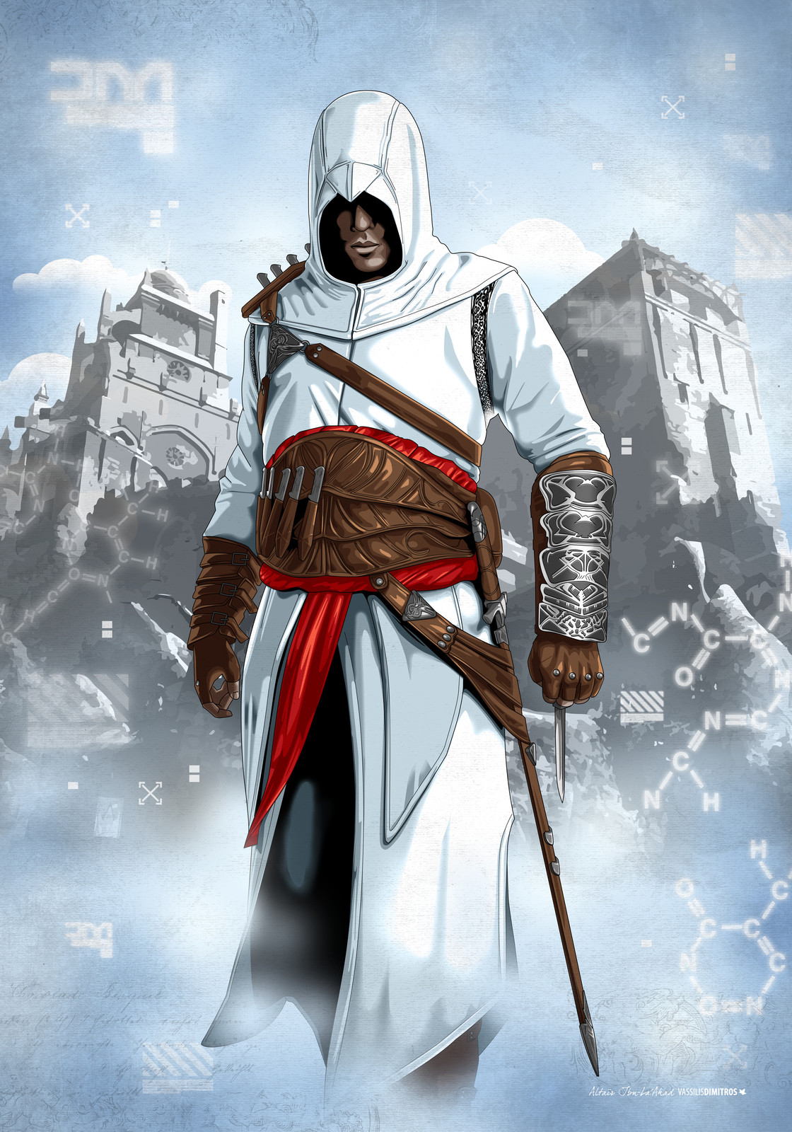 Altair Ibn La'Ahad (Masyaf 1189)