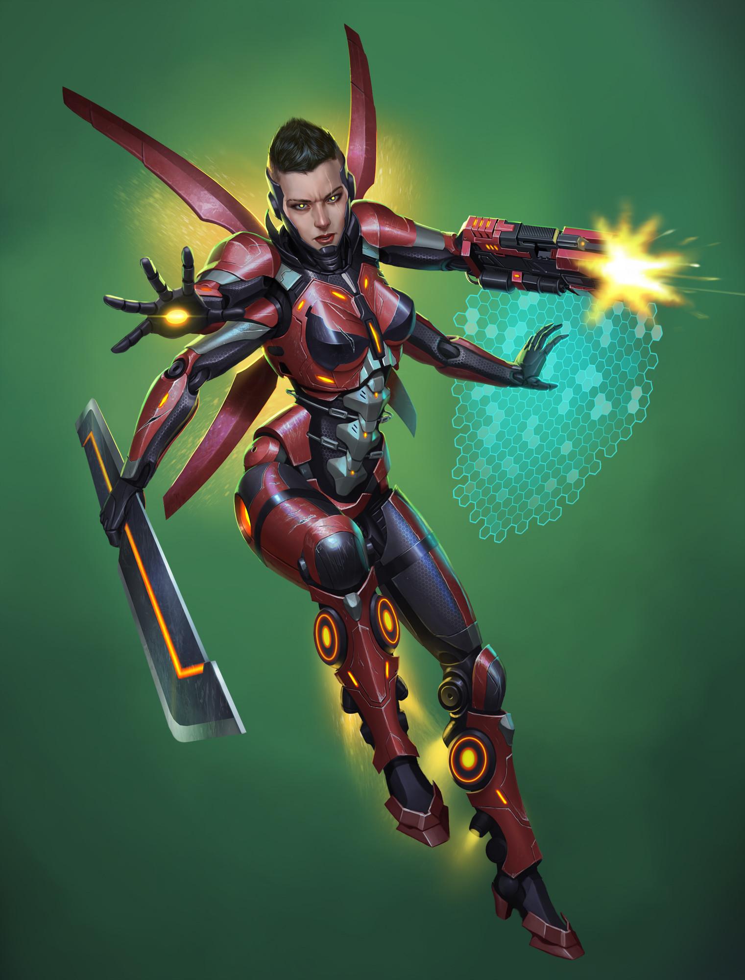 Dmitriy semenov cyborg girl