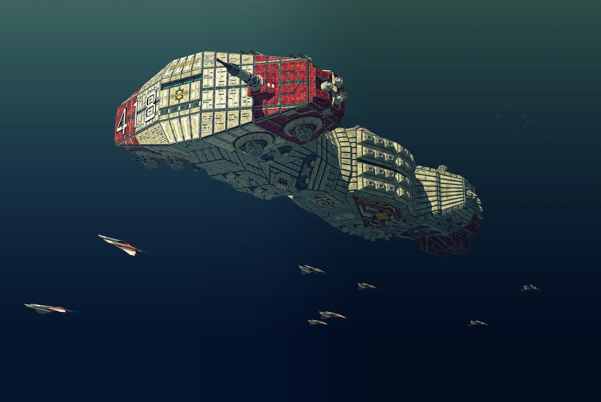 Joachim sverd carrier strike ship18
