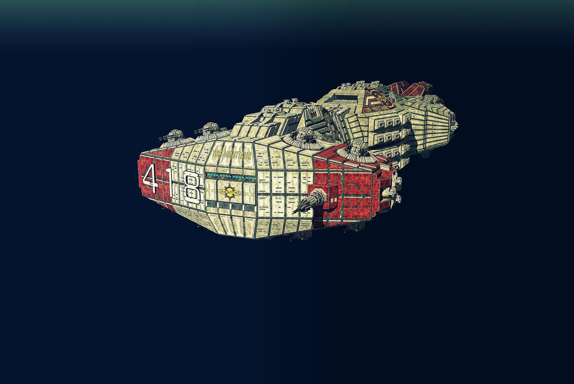 Joachim sverd sbf minotaur strike carrier 12