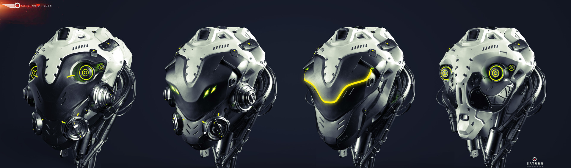 Face Angle Render