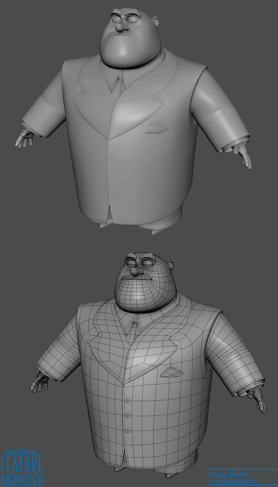 Invenco Iceo from  Meet the Robinsons