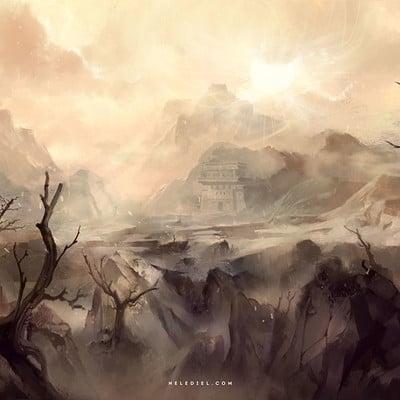 Nele diel unclaimed land of dreavien