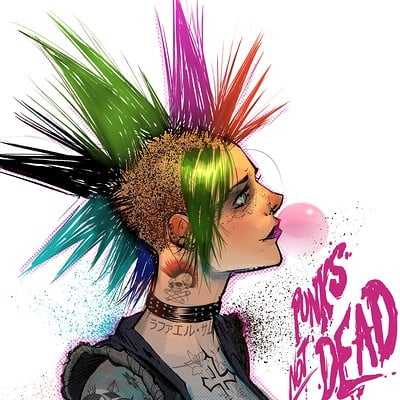 Rafael sam punk girl