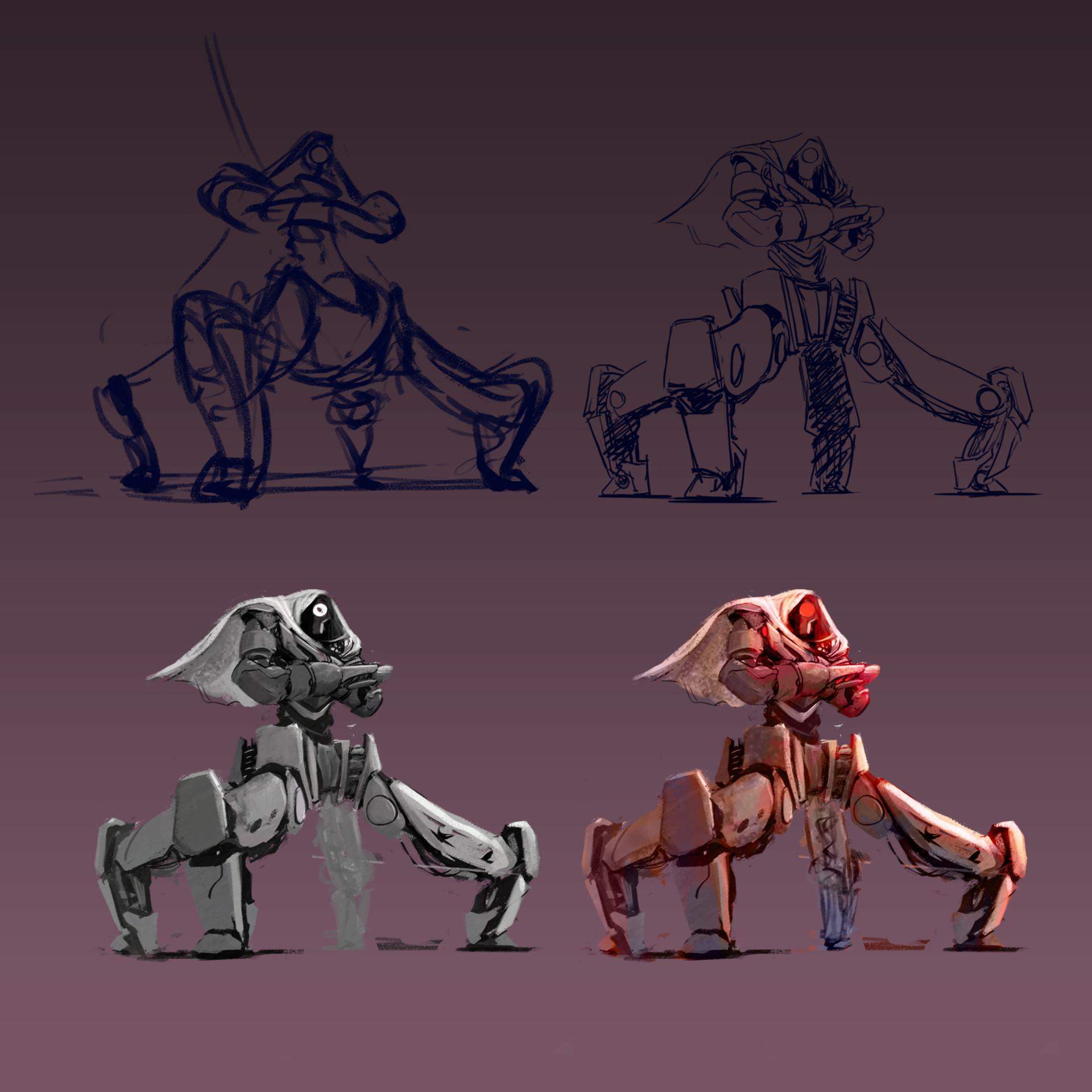 Olivier babu cdc robot process
