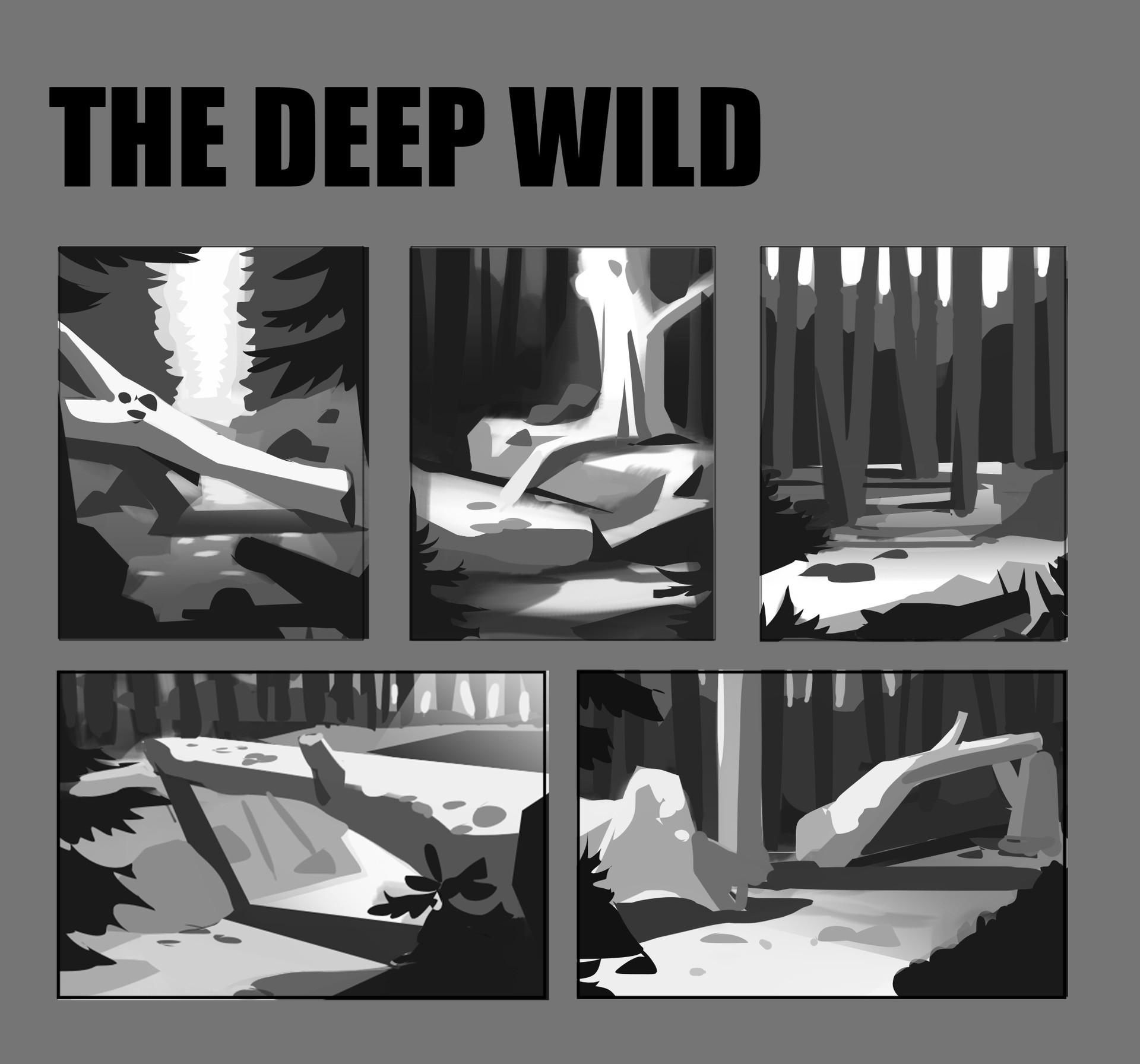 Jason rumpff jason rumpff deep wild sketches