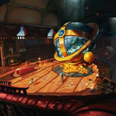 Samma van klaarbergen celestial sphere final