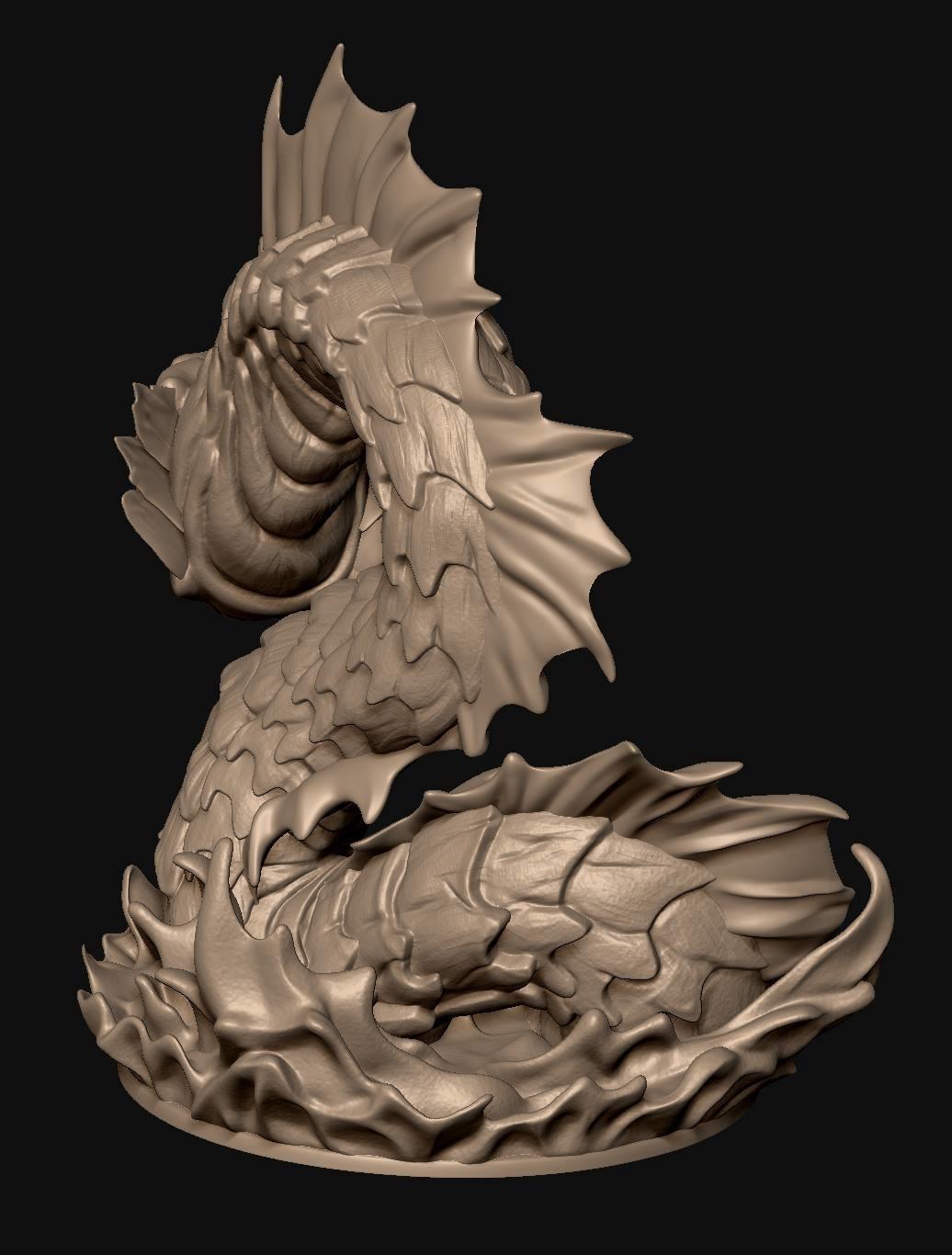 Lance baker serpent3