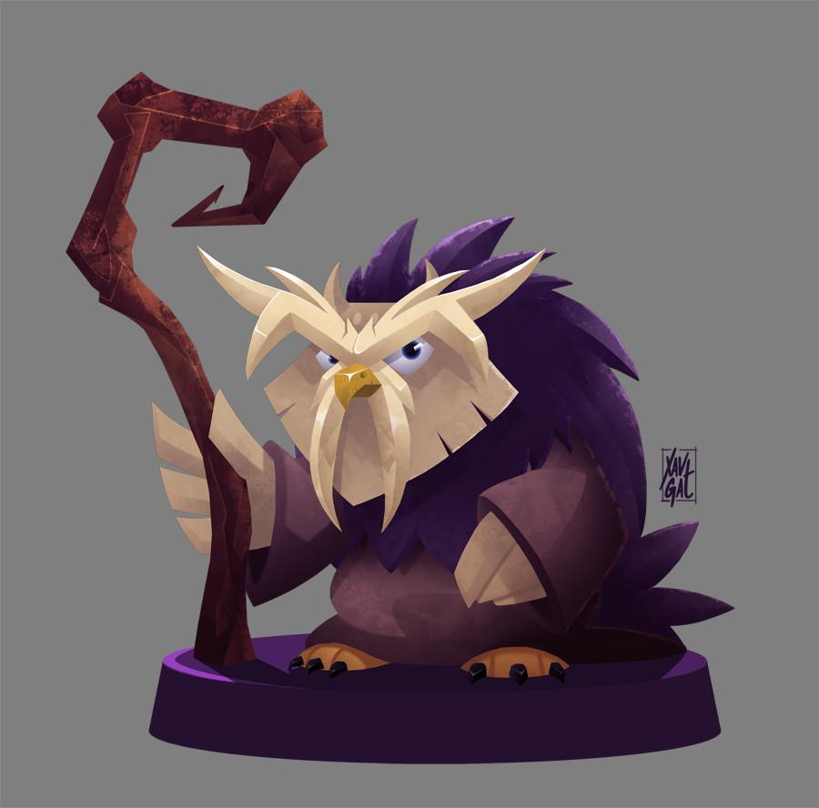Xavier gatineau def owl 22