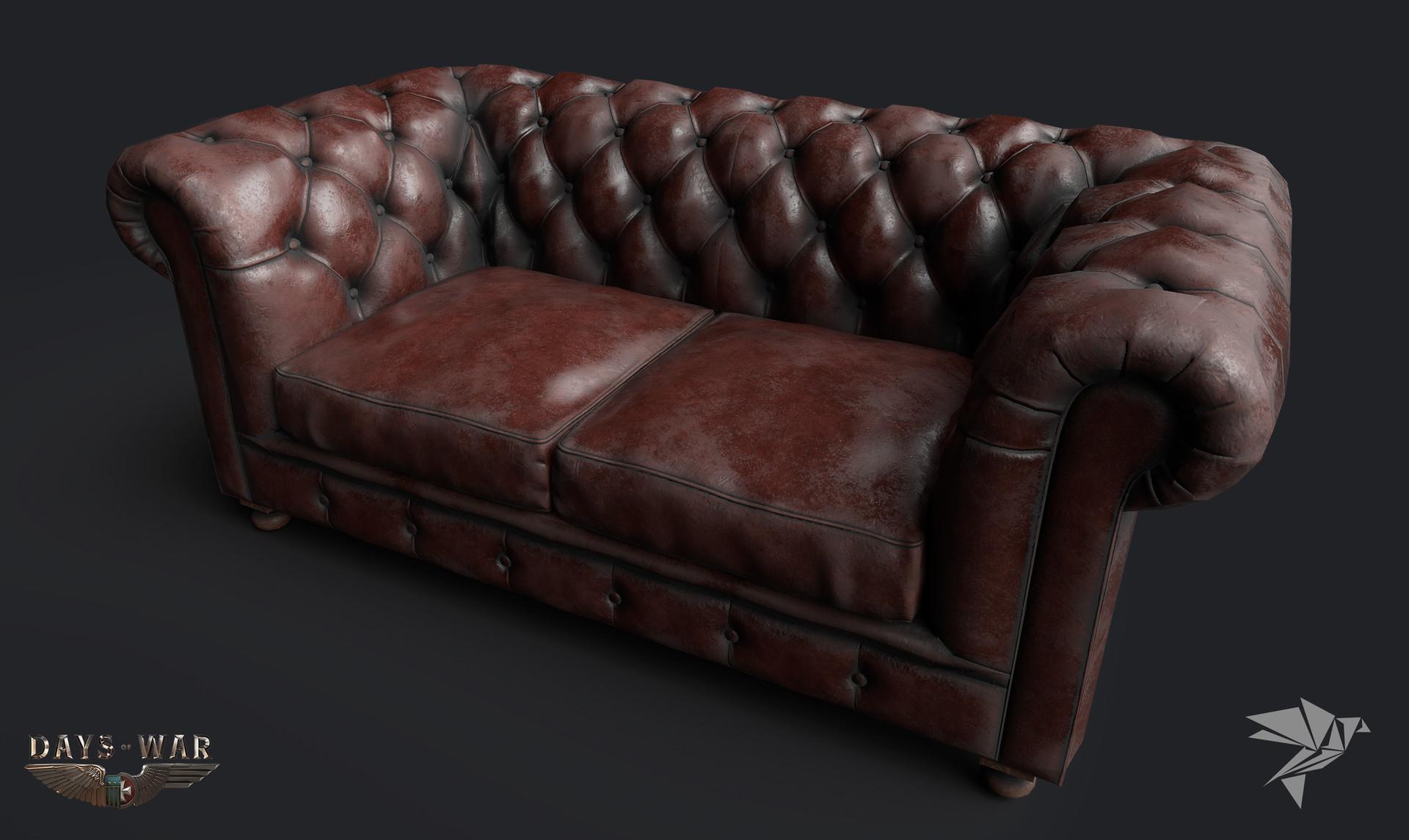 Mark ranson sofa b
