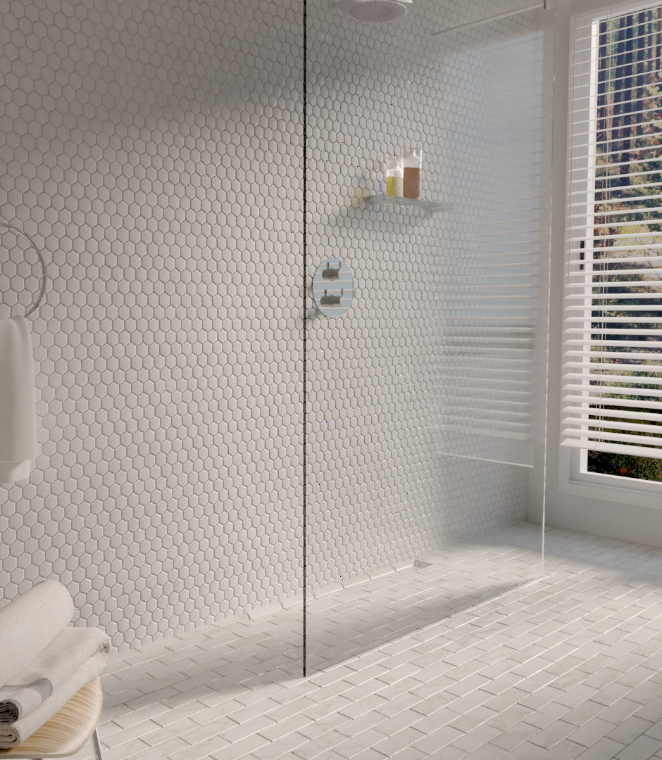 Shower Room  interior design