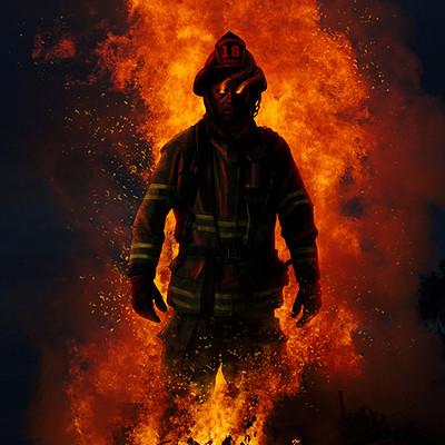 Valery petelin fireman