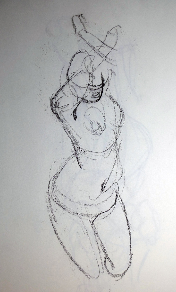 Gilles beloeil figure drawing
