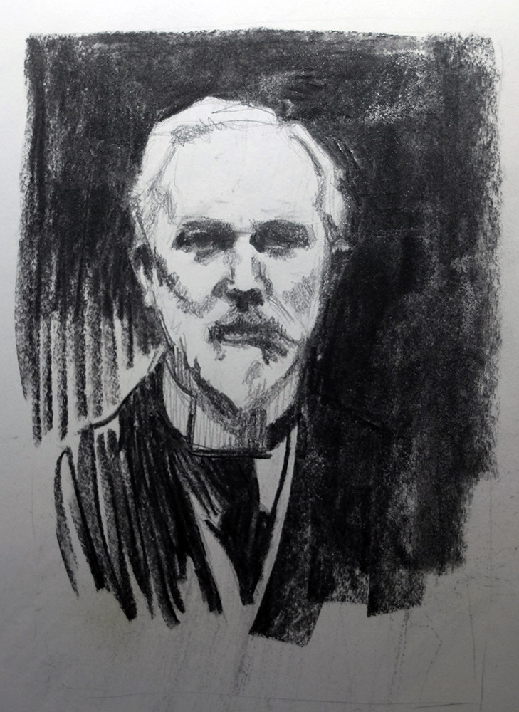 Gilles beloeil after sargent