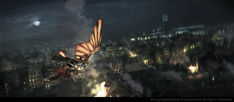 Gilles beloeil ac2 flying machine wip18