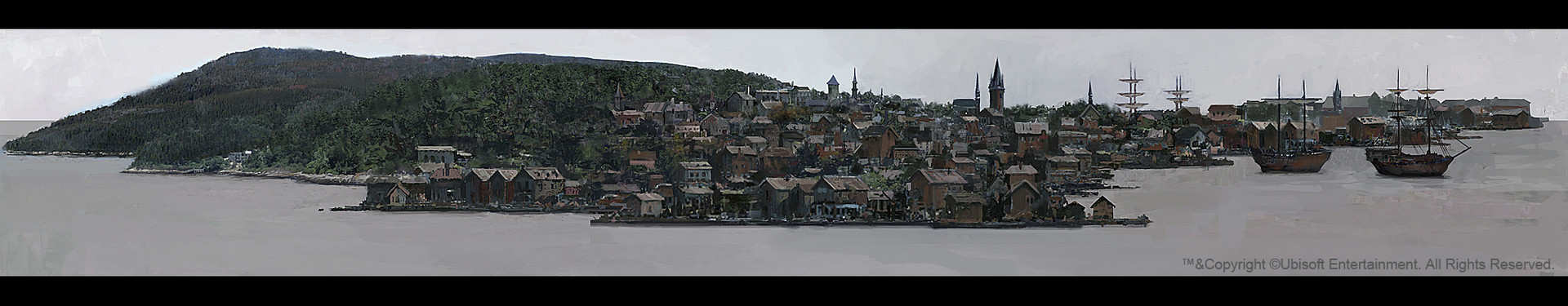 Gilles beloeil ac3 matte painting boston summer