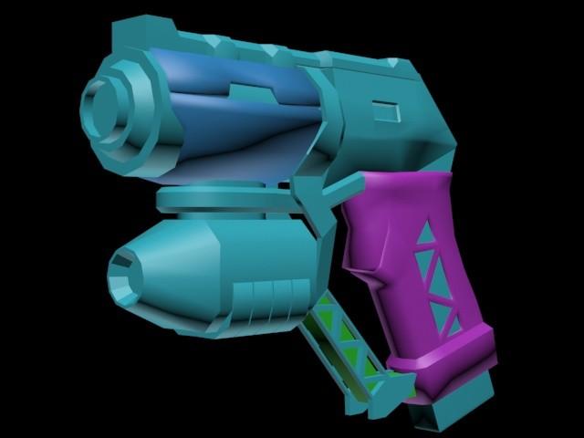 Duncan ecclestone inverter pistol 007