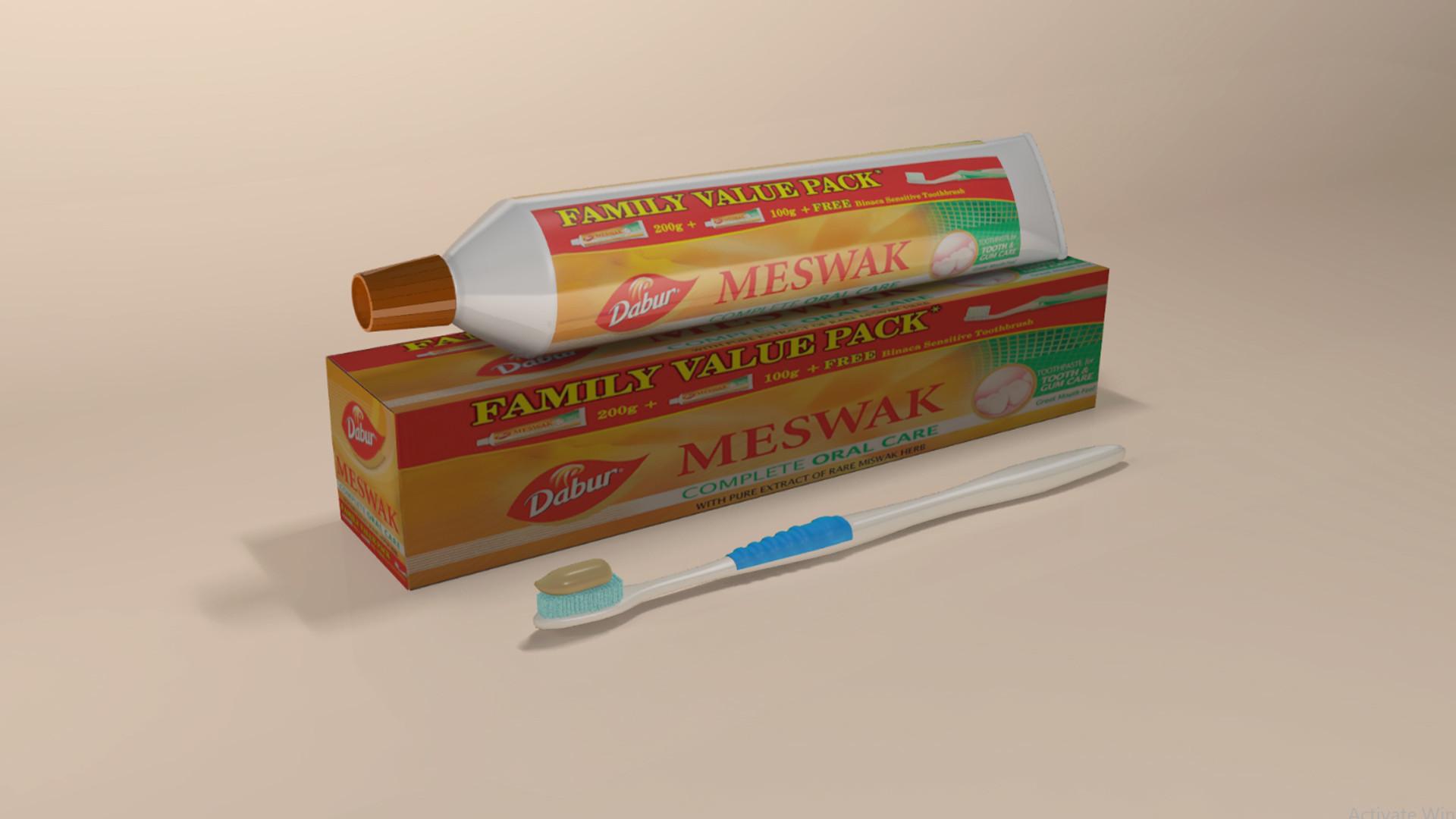 Rajesh sawant meswak tube2