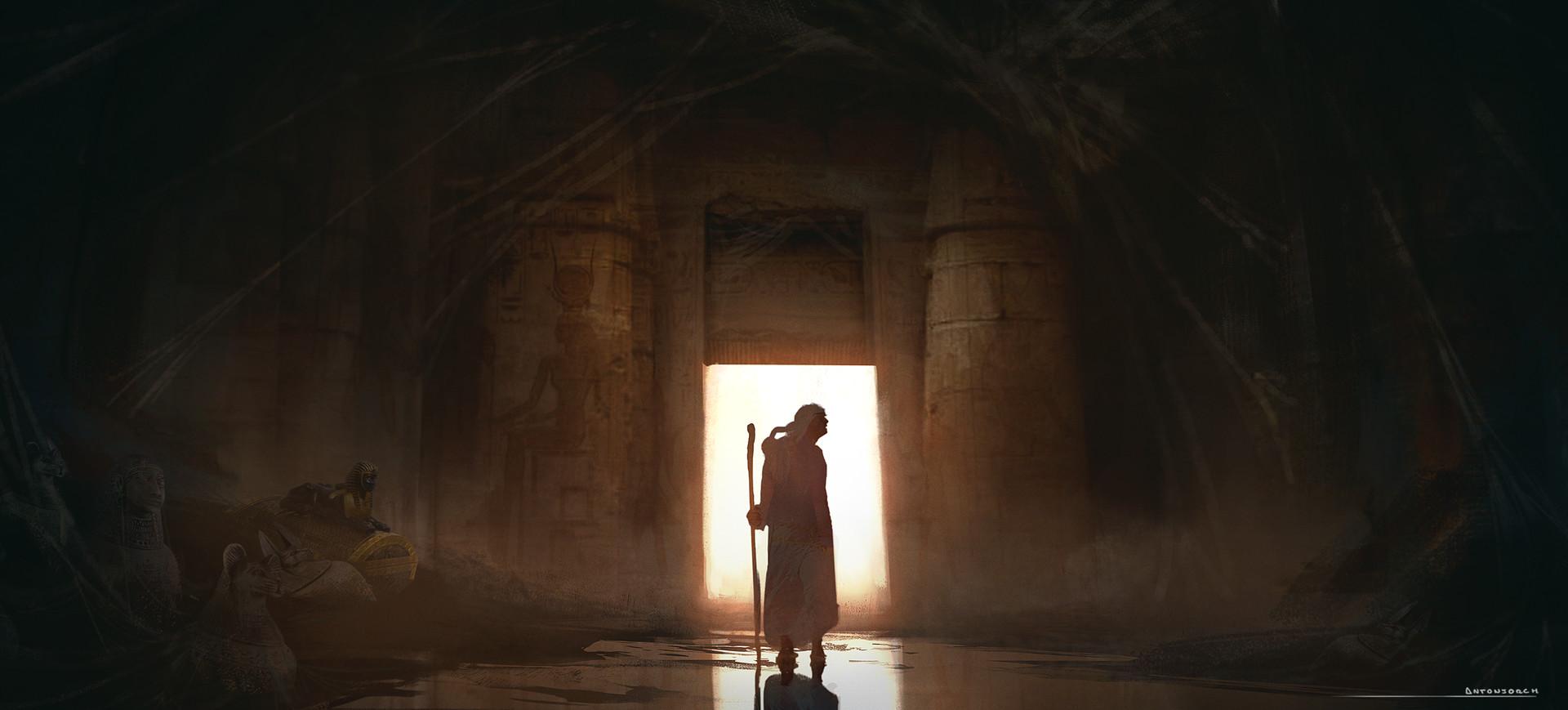 Jorge gonzalez tomb raider
