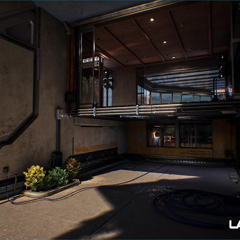 Lawbreakers - Grandview: Exteriors