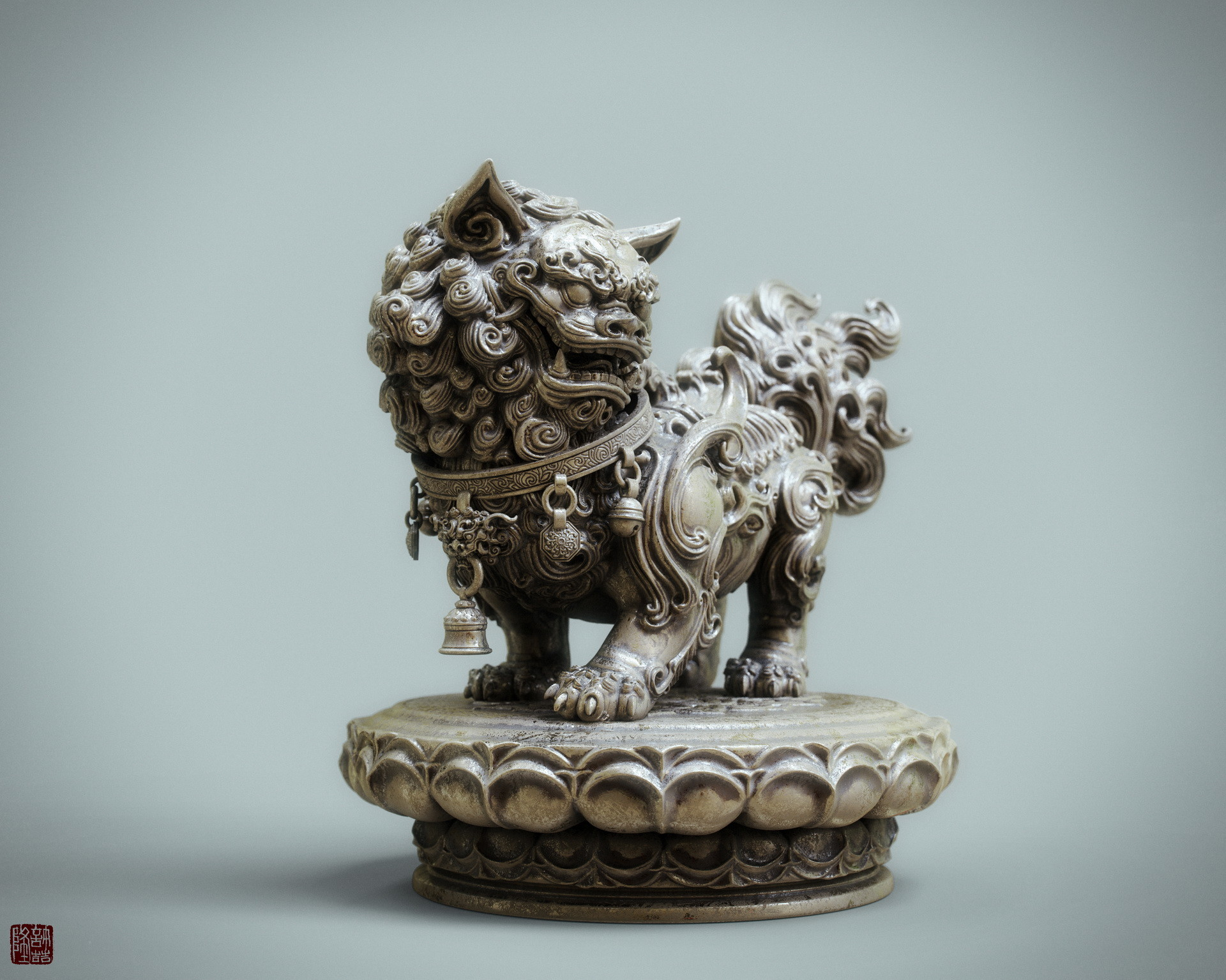 Zhelong xu lion3 ex websize3