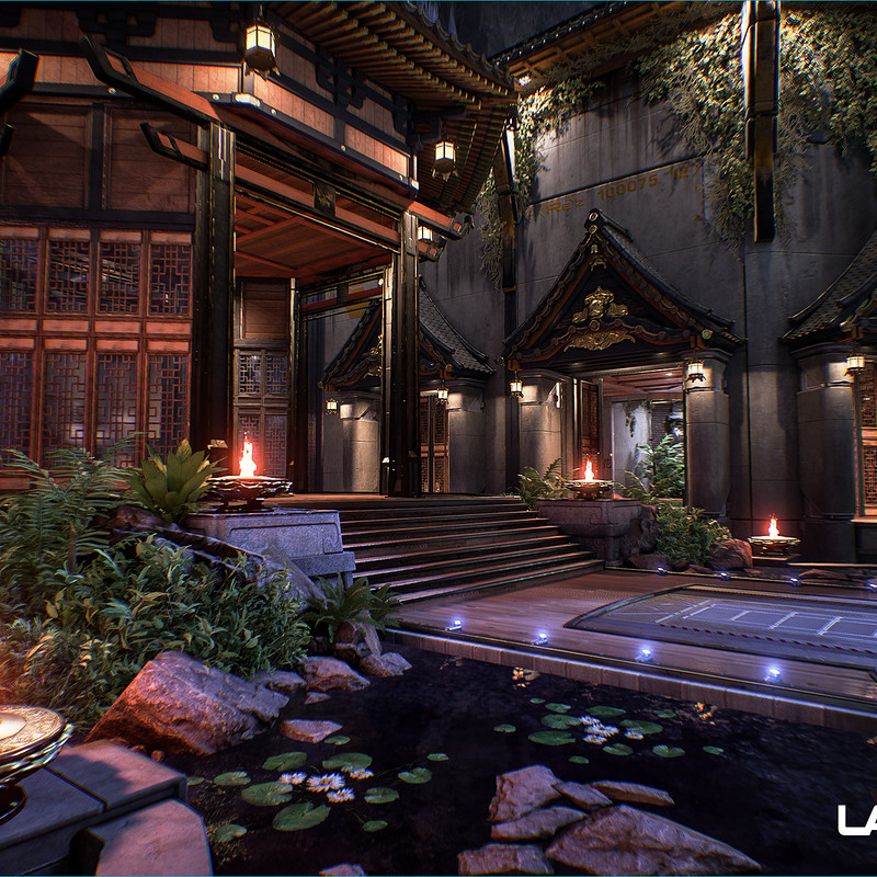 Lawbreakers - Redfalls: Center