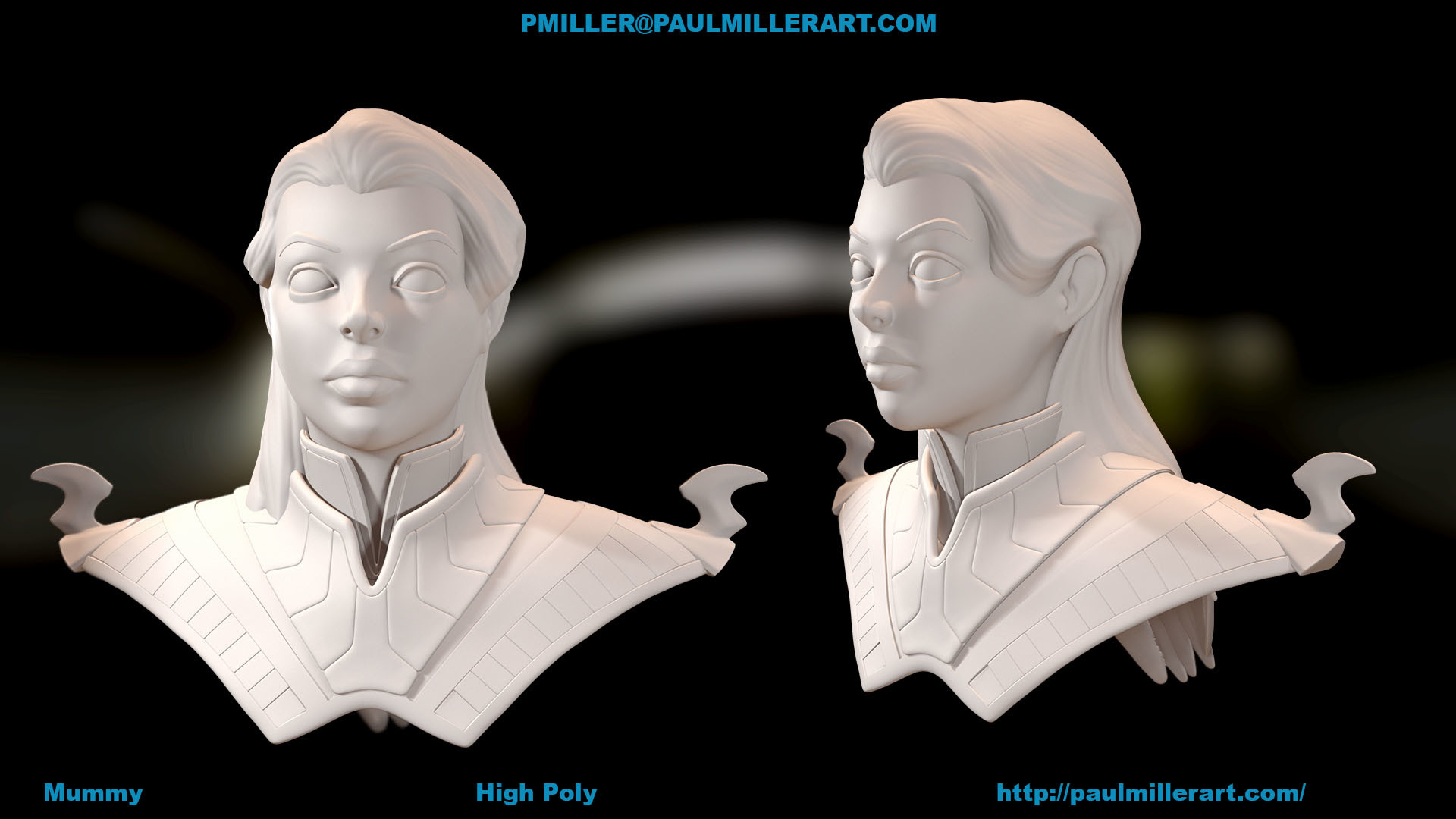 Paul miller mummy hp