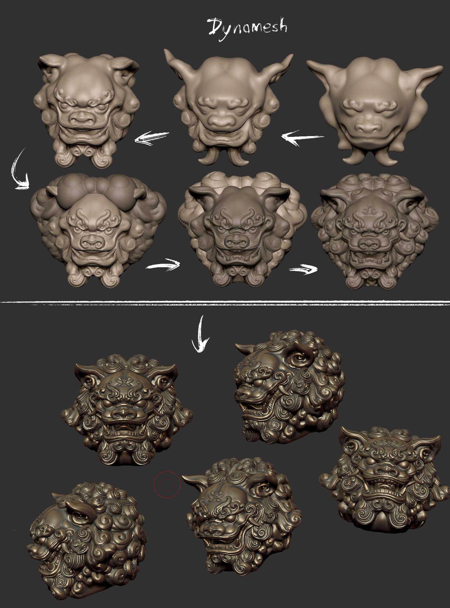 Zhelong xu progress01