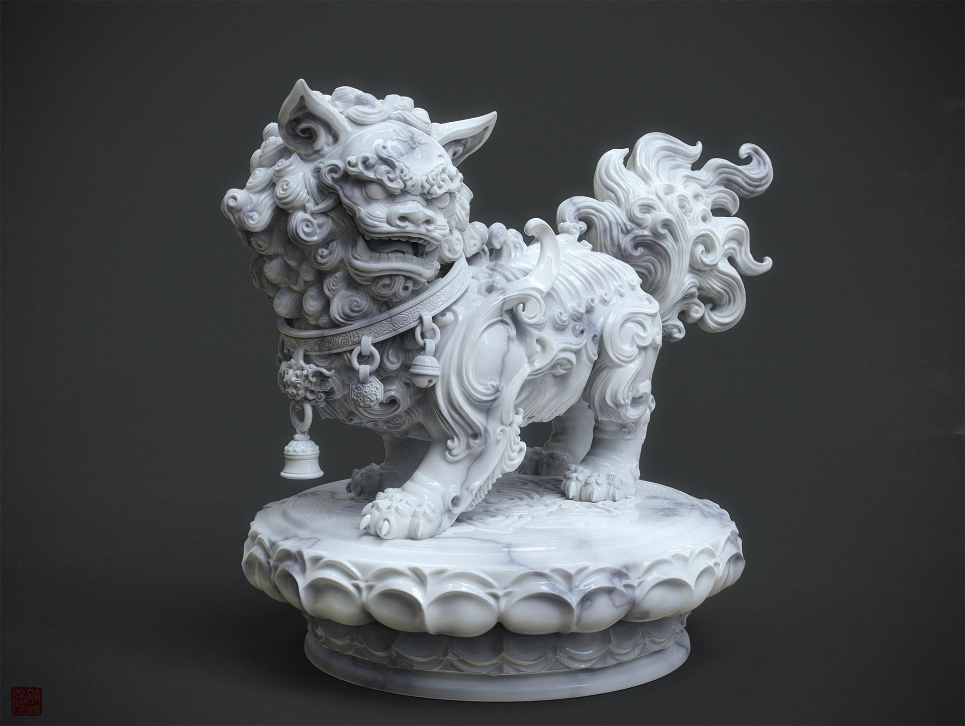 Zhelong xu lion5 ex websize4