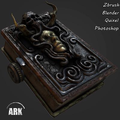 Ahmadreza khaksari dark book 01