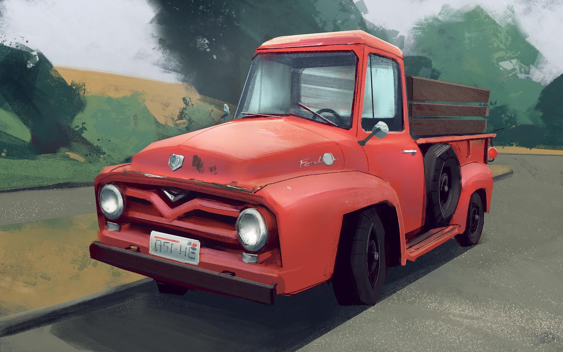 Mike mccain truck3c