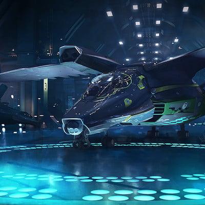 Gilles beloeil cinesite ak concept hangar b gbeloeil