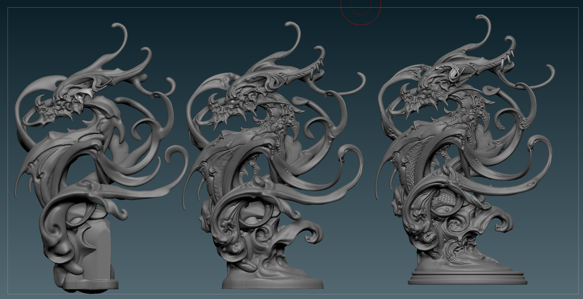 Zhelong xu process