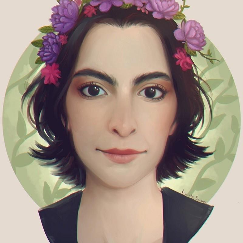 Portrait: Karina