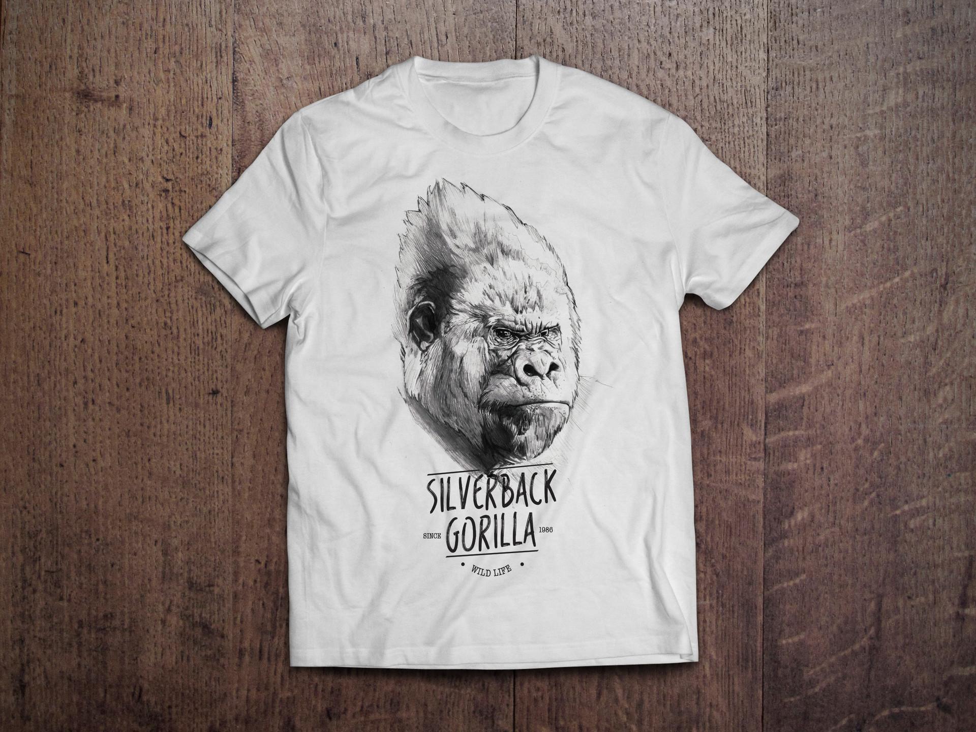 Miguel sastre gorilla t