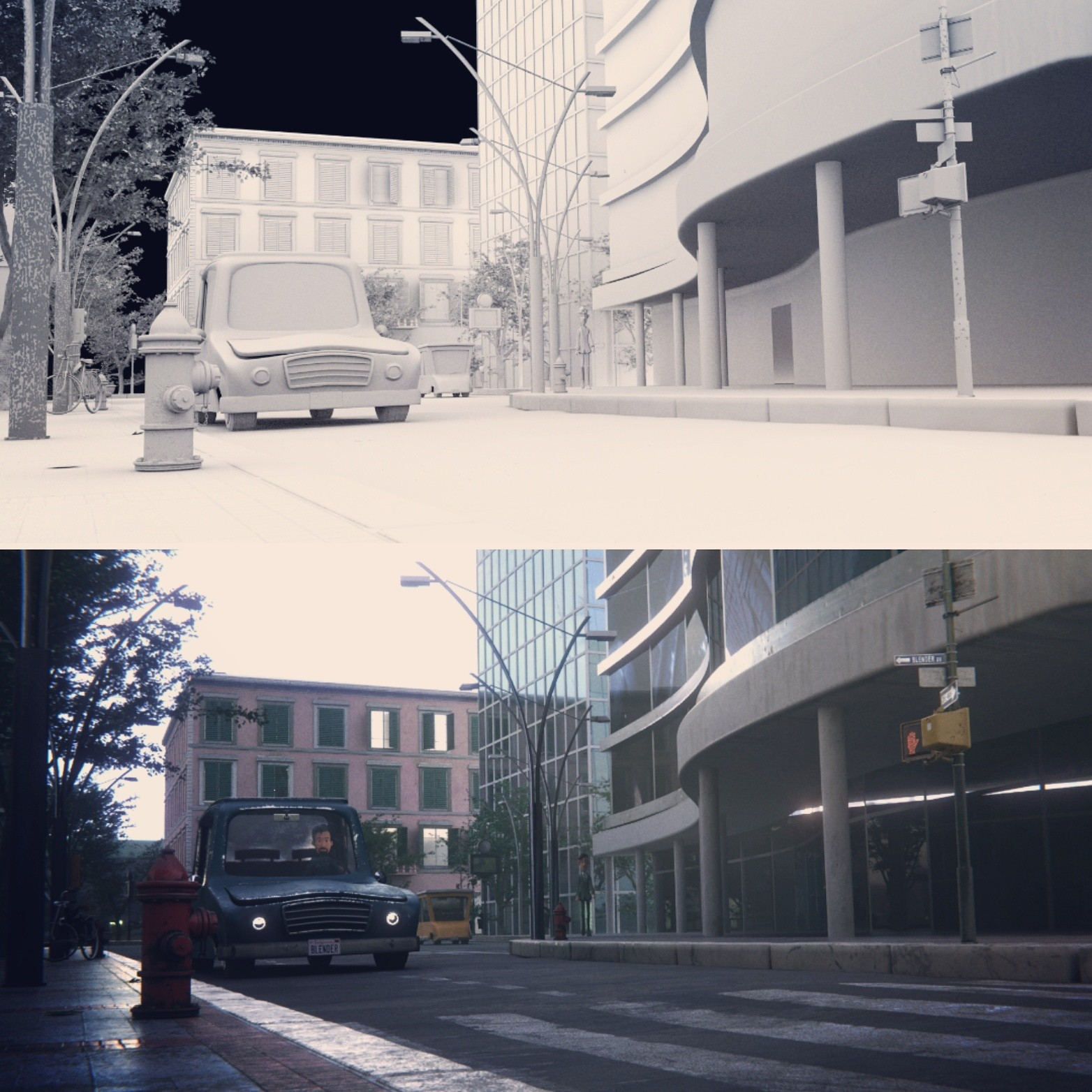 FIRST LOOK at street final shot