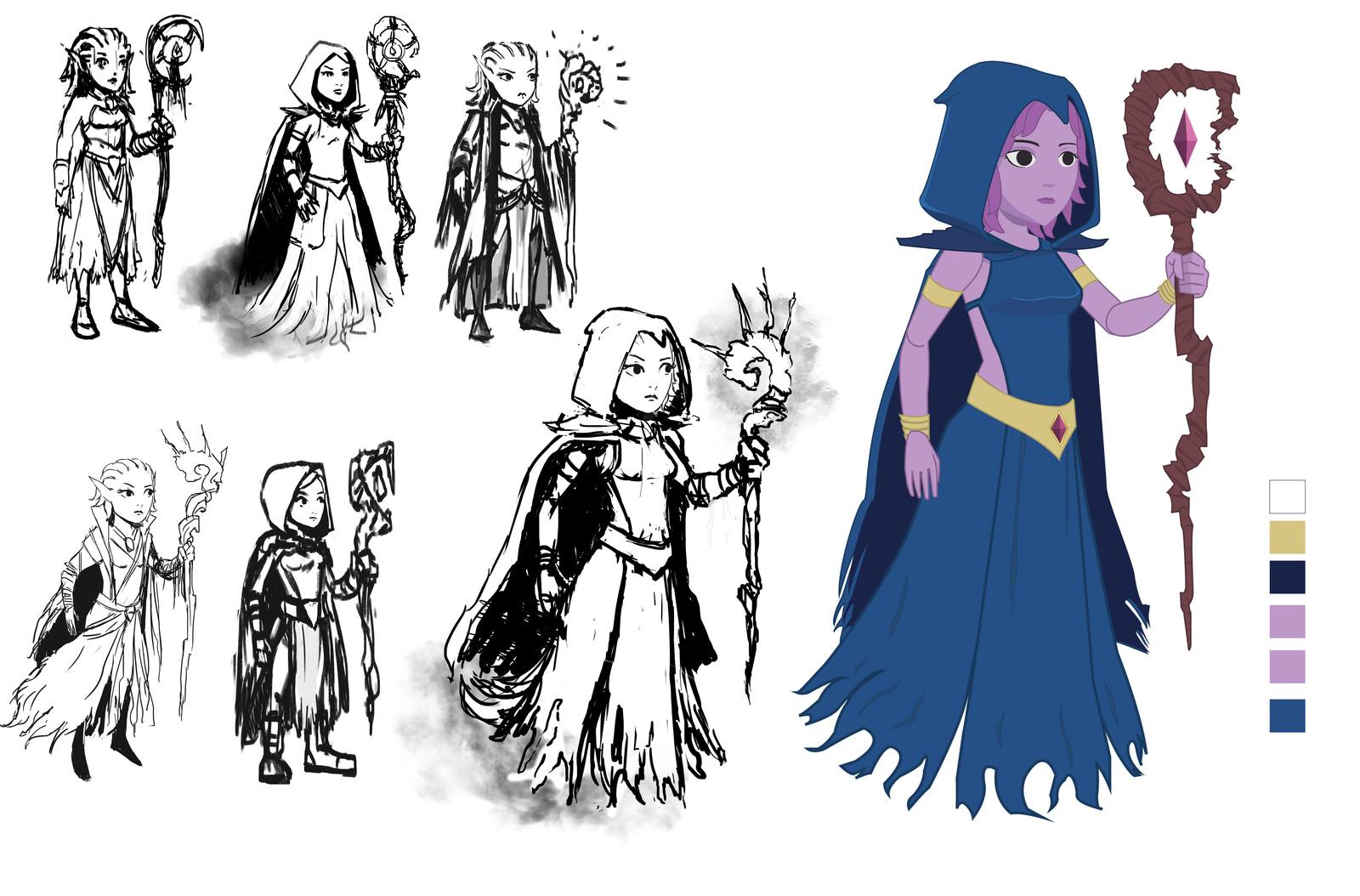 Asile - A Bruxa Alienígena