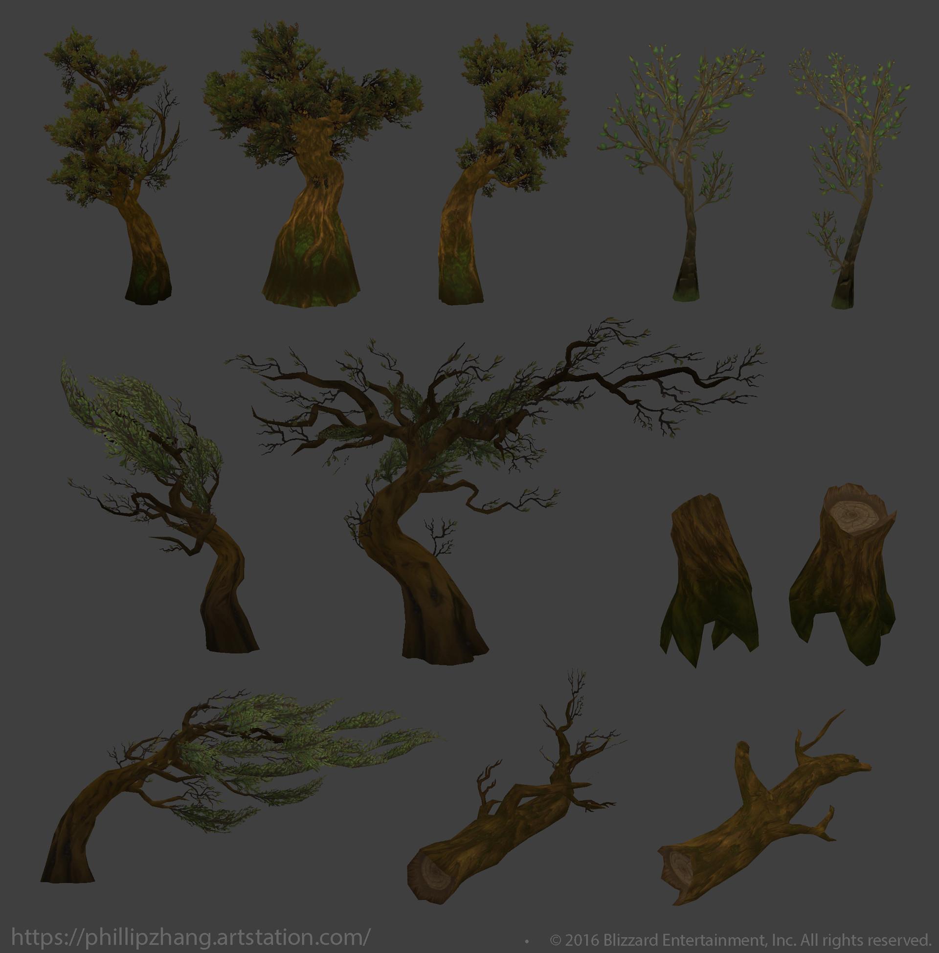 ArtStation - Black Rook Hold - World of Warcraft, Phillip