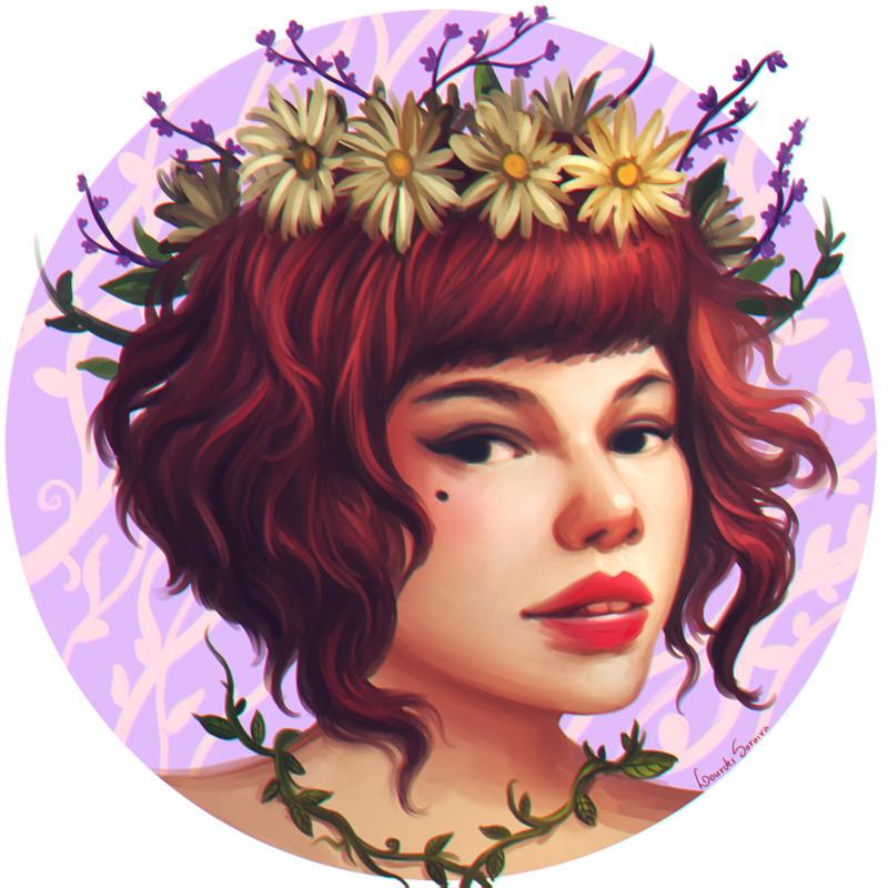 Portrait: Melissa